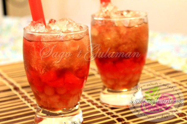 Gulaman Recipe Ingredients http://www.pingdesserts.com/sagot-gulaman-recipe/