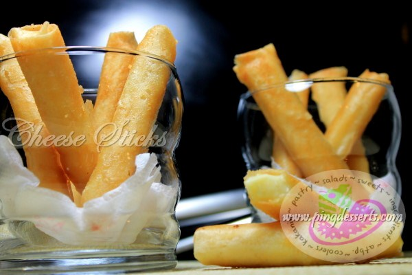 Cheese Sticks Recipe