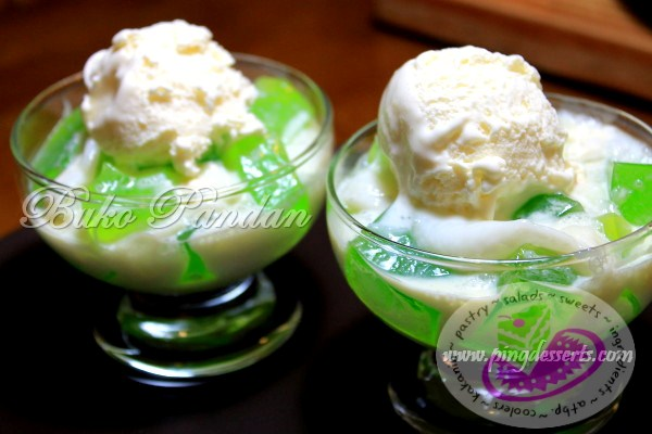 Pandan Cake Jelly Recipe: Filipino Dessert Recipes By