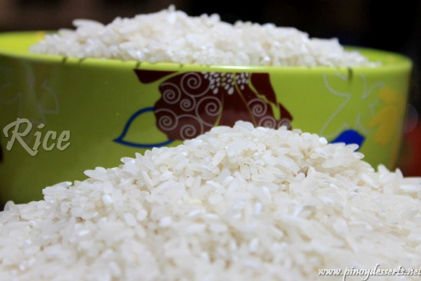 Rice and Rice Flour