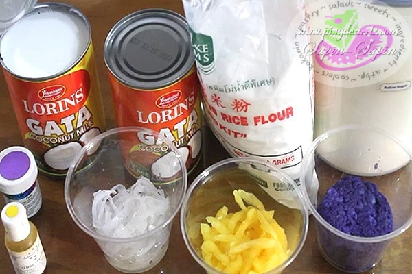 sapin-sapin ingredients