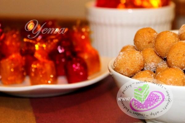 Yema Balls Recipe