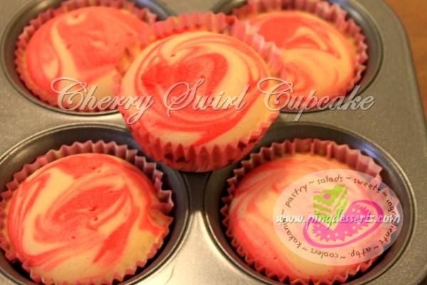 cherry swirl cupcake2