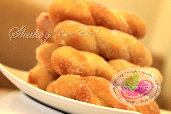 Shakoy or Lubid-Lubid Recipe