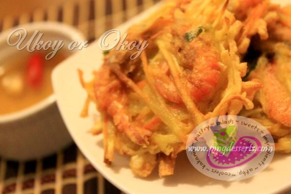 Ukoy Recipe