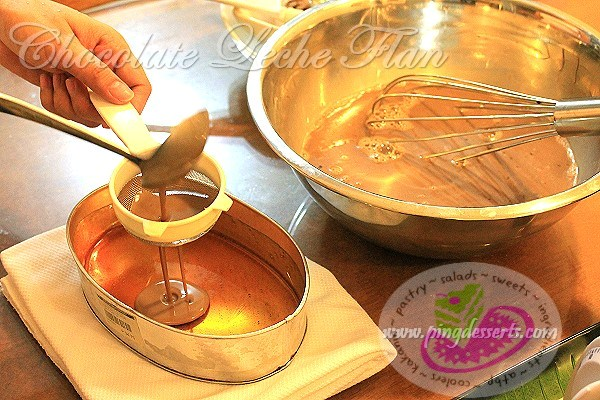 chocolate leche flan recipe2