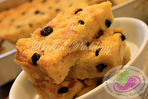 bread pudding recipe 1