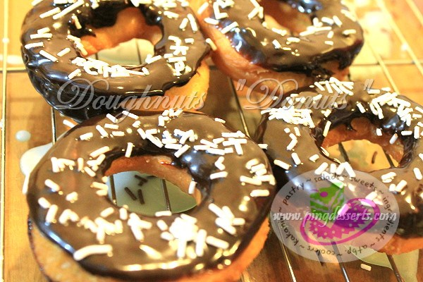 Pinoy Donut Recipe
