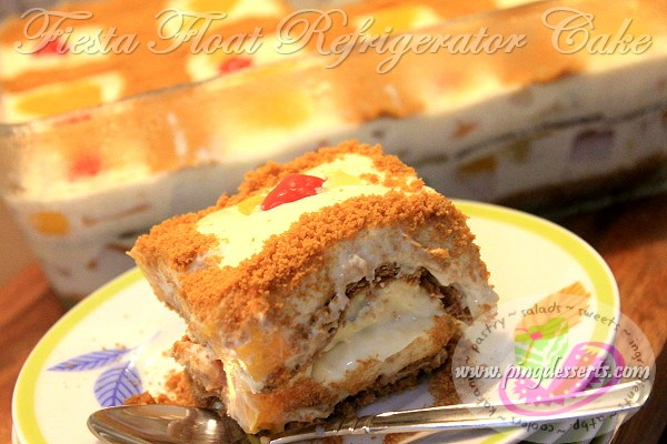 fiesta float ref dessert