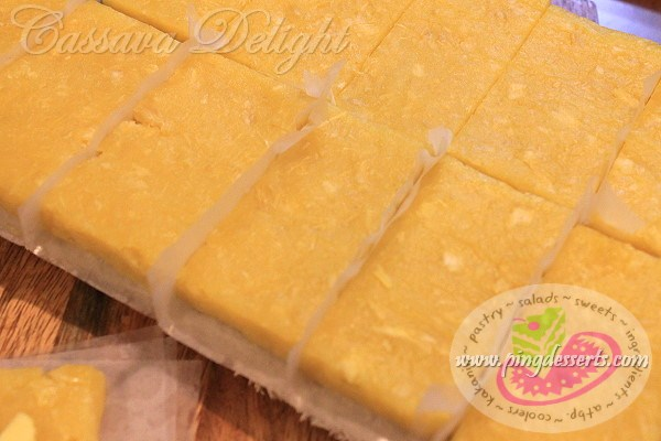 Cassava Delight Recipe