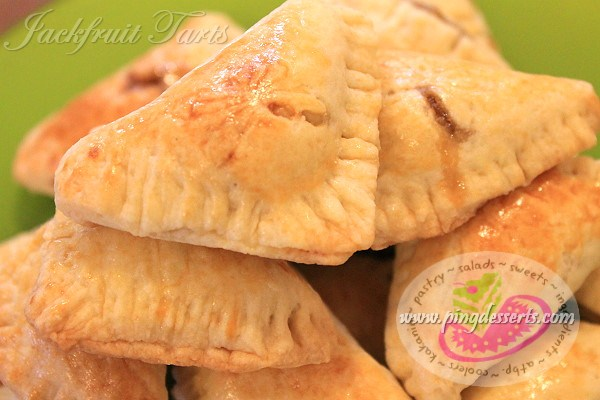 Jackfruit Tart Recipe