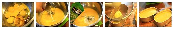 squash leche flan prep2