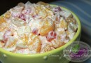 Cream Cheese Fruit Salad Recipe