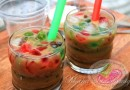 Mocha Samalamig Recipe