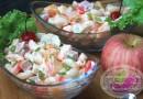 Luncheon Meat & Macaroni Salad Recipe
