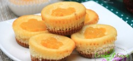 Cream Cheese Tarts with Peaches Recipe